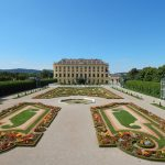 Deutsch-Blog Reisebrief: Schloss Schönbrunn Wien