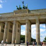 Deutsch-Blog Reisebrief: Brandenburger Tor Berlin
