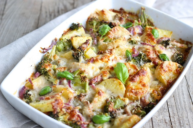 Deutsche vegetarische Rezepte - Deutsch-Blog.com