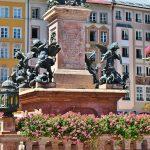 Deutsch-Blog Reisebrief: Marienplatz München