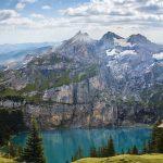 Deutsch-Blog Reisebrief: See Schweiz