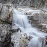 Deutsch-Blog Reisebrief: Wasserfall Schweiz