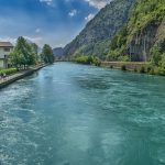 Deutsch-Blog Reisebrief: Fluss Schweiz