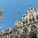 Deutsch-Blog Reisebrief: Rathaus Turm München
